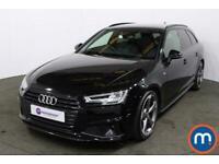 2019 Audi A4 35 TDI Black Edition 5dr S Tronic Auto Estate Diesel Automatic