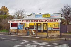 ONE STOP LOLLY SHOP / CONVENIENCE STORE Castlemaine Mount Alexander Area Preview