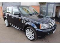 Land Rover Range Rover Sport TDV8 SPORT HSE-SATNAV-CRUISE CONTROL