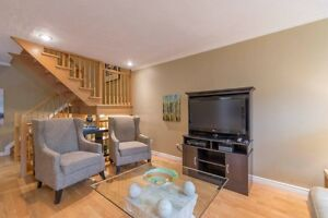 3415 UPLANDS DR #87- End Unit - Backyard Patio & Garden