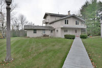 2 Houses On One Land 401 And Guelph line