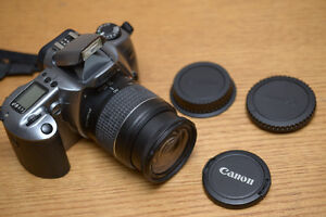 Canon Film camera with lens