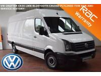 2015 Volkswagen Crafter 2.0TDI (136PS) CR35 LWB