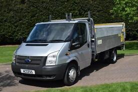 Ford Transit Dropside with tail lift T350 2.2 tdci 6 speed