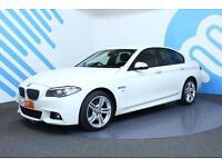 2014 BMW 5 Series 3.0 535d M Sport Auto 4dr