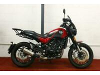 BENELLI LEONCINO 500 TRAIL ABS * Fantastic Condition - Low Mileage - One Owner *