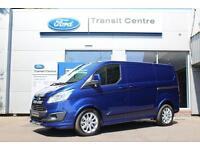 NEW Ford Transit Custom 2.0TDCI 170PS 290 L1H1 Sport in Blue + Nav - Onsite