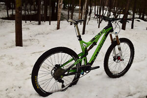 2015 Intense Tracer 275c (Cadre neuf)