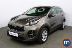 image for 2018 Kia Sportage 1.7 CRDi ISG 2 5dr DCT Auto CrossOver Diesel Automatic