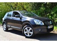2009 Nissan Qashqai 1.5dCi 2WD Acenta £130 A Month £0 Deposit