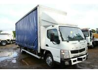 2016 7C15 DUONIC 4X2 EURO 6 CURTAIN SIDER TRUCK WITH TAIL LIFT