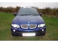 2004 BMW X5 4.8 is S 5dr