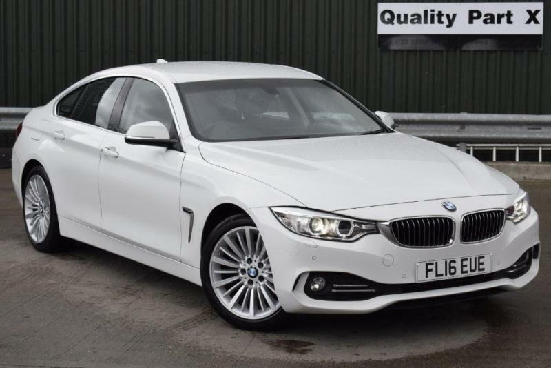 2016 Bmw 4 Series Gran Coupe 2 0 420d Luxury Gran Coupe S S