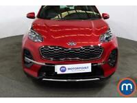 2018 Kia Sportage 1.6T GDi ISG GT-Line 5dr CrossOver Petrol Manual