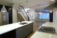 Fabulous 3 Bed 2 Bath Home with Parking in Toronto near Subway