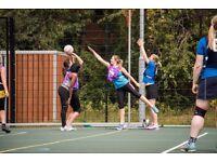 Social Netball Leagues - New Seasons Starting Soon