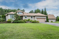 Stately and Serene Country Escape-2 Nevis Ridge Dr. Oro-Medonte