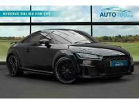 2019 Audi TTS 2.0 TFSI Black Edition S Tronic quattro (s/s) 3dr