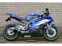 YAMAHA YZF R6 2007 07 - VIDEO TOURS AVAILABLE - NATIONWIDE DELIVERY