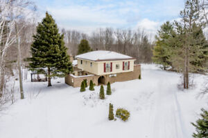 50 Acre Sanctuary with an In-Ground Pool- 2087 Rumney Rd Tay