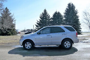 2006 Kia Sorento LX 4WD Crossover- WOW Just 120K!!  2 SETS TIRES