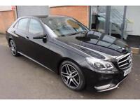 Mercedes E220 BLUETEC AMG NIGHT EDITION-HEATED LEATHER SEATS-CRUISE CONTROL-P/SE