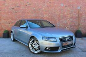 2010 59 Audi A4 2.0TDI ( 143ps ) Multitronic S Line Special Edition