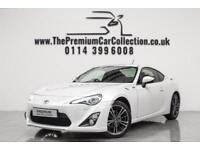 Toyota GT86 D-4S PEARLESCENT KEYLESS ENTRY