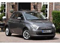 '60' Fiat 500 1.2 Sport S/S 3dr A/C ONLY 45,000 MILES