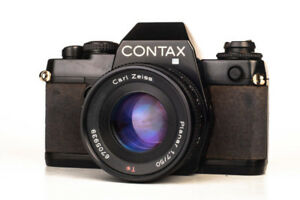 Contax 139 quartz & Zeiss 50 mm