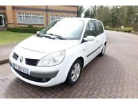 SOLD NOW 2007 Renault Scenic 1.9dCi 130 Expression Left hand drive lhd French