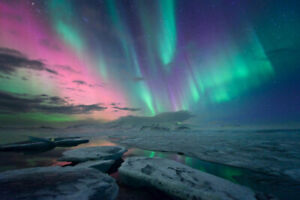 Photography, environment and Aurora hunting in Iceland