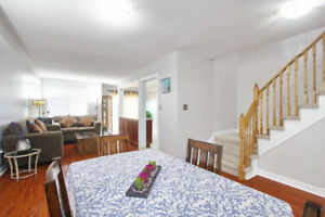 Awesome 3 Bed Room Freehold Town Home Well Kept