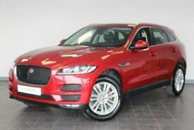 2017 Jaguar F-Pace PORTFOLIO Auto Estate Diesel Automatic