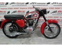 1962 BSA 90SS B40, Rare Bike.
