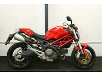 DUCATI M696+ ABS MONSTER 696 ** Low Mileage - Seat Cowl - Crash Protectors **