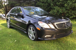 MERCEDES E550 4 MATIC 2010