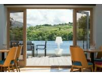 Luxury Double Lodge For Sale In North Wales, beaches, Conwy, Llanberis, Snowdon