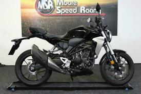 2018 HONDA CB300R - IMMACULATE CONDITION - 2550 MILES - STANDARD