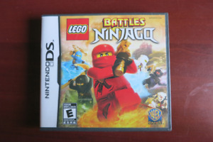 Jeu NINTENDO DS LEGO Battles Ninjago