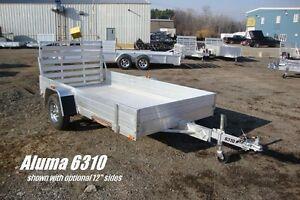 Aluminum 5'x10' ATV/Utility Trailer