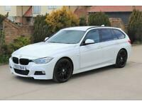 2013 BMW 3 Series 2.0 320D M SPORT TOURING 5d 181 BHP Estate Diesel Automatic