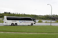 NEW CHARTER BUS COMPANY WITH AFFORDABLE RATES