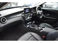 2015 Mercedes-Benz C Class 2.0 C200 SE (s/s) 4dr Petrol black Manual