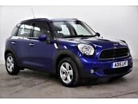 2015 MINI Countryman COOPER D Diesel blue Manual