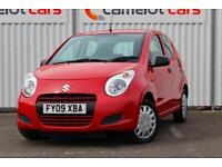 2009 SUZUKI ALTO SZ3, 1.0 PETROL 5 DOOR, 12M MOT & 6M WARRANTY INCLUDED