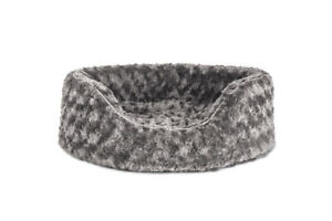 LIKE BRAND NEW Oval Pet Bed (USED ONCE) reg $60+tx