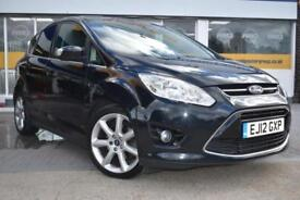 BAD CREDIT CAR FINANCE AVAILABLE 2012 12 FORD C-MAX 2.0TDCi TITANIUM