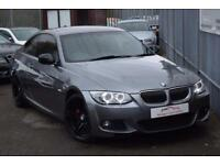 2011 BMW 3 Series 320 Coupe 2.0d 184 SS Sport Plus Edition 6 Diesel grey Manual