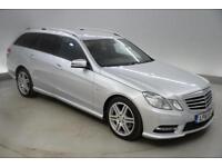 Mercedes-Benz E Class E250 CDI BlueEFF Sport Edition 125 5dr Tip Auto